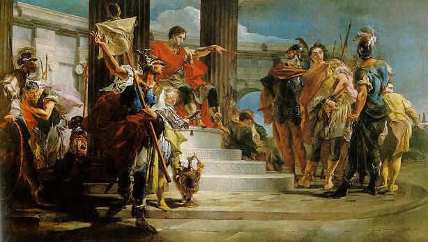 Elección de un cónsul en Roma   Wikimedia Commons