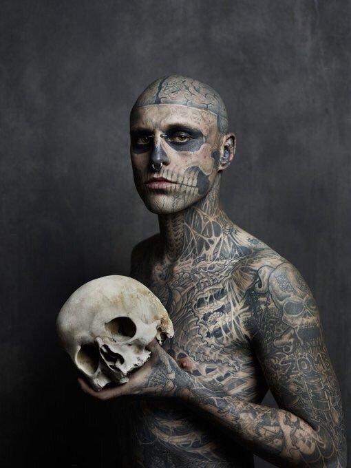 Zombie Boy | Twitter