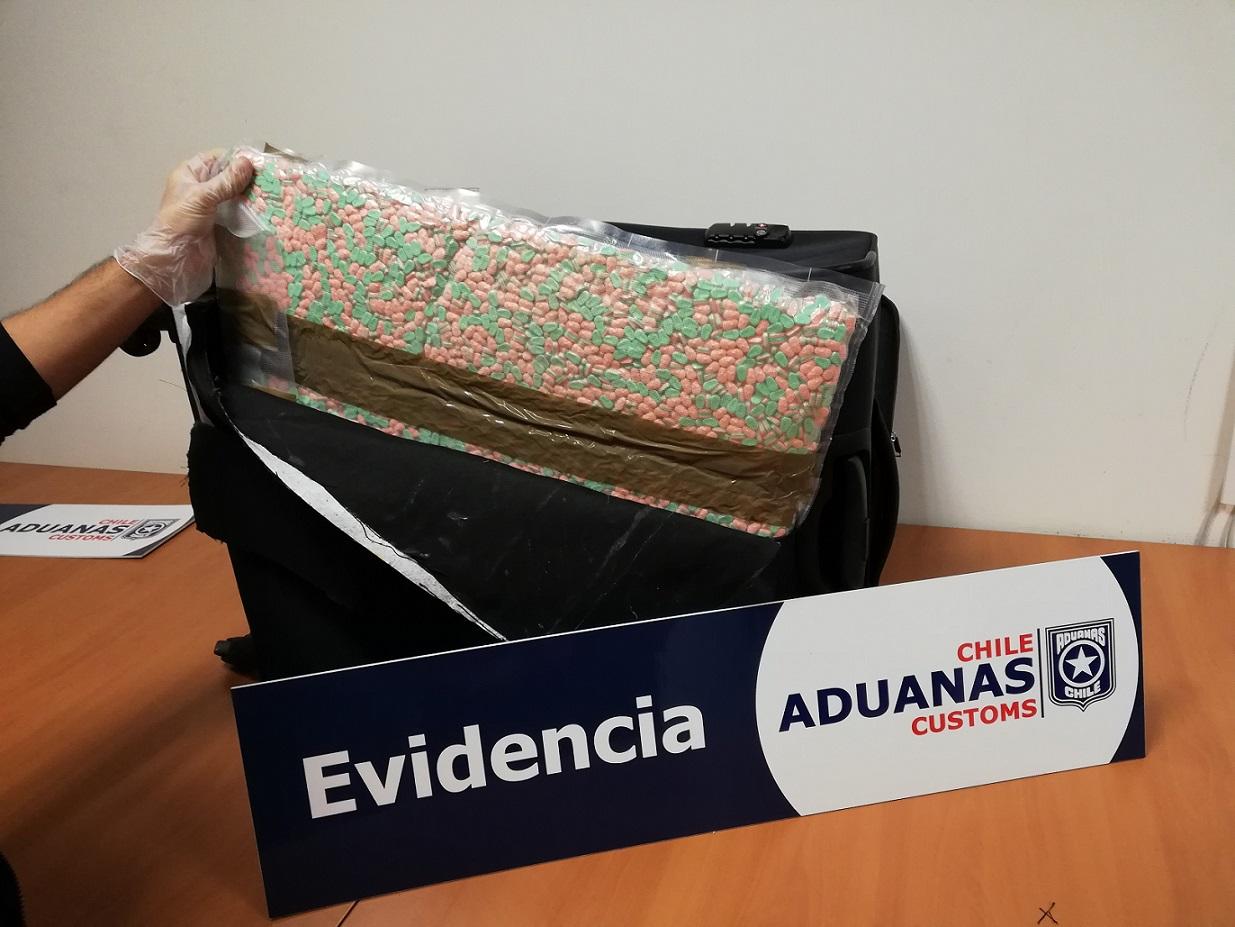 Prensa Aduanas.