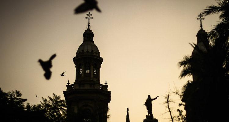 Catedral Metropolitana de Santiago | Hans Scott | Agencia UNO