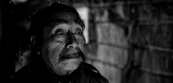 Lorenzo Aillapan Cayuleo, Puerto Saavedra, Región de La Araucanía, Chile. 23-04-2018 (©Alvaro de la Fuente/Dialogo)