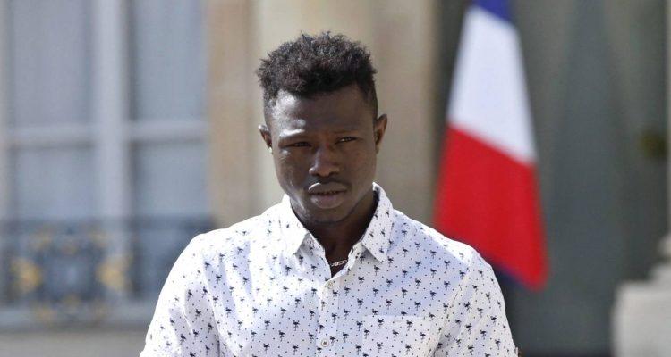 Mamadou Gassama   AFP
