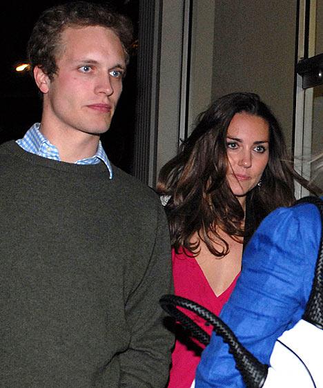 Henry y Kate