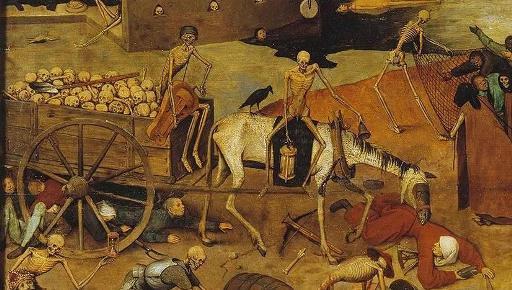 Cuadro de la gran hambruna de Roma | William Rosen