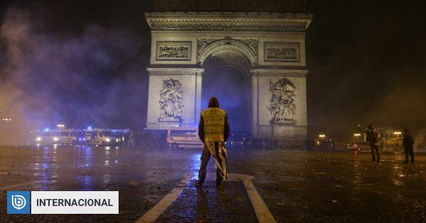 Gobierno francés teme