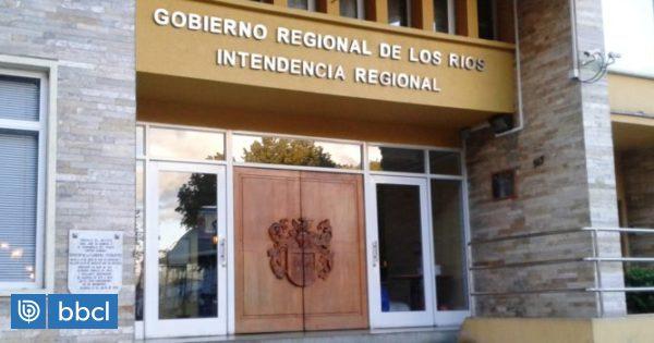 Los Ríos: $6 mil millones de pesos podrían no ejecutarse por