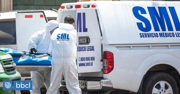 Encuentran a hombre muerto al interior de un auto en subida Ecuador en Valparaíso: recibió disparos