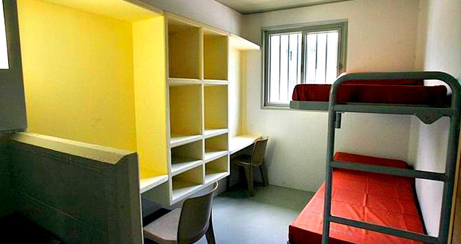 Módulo cárcel Soto del Real