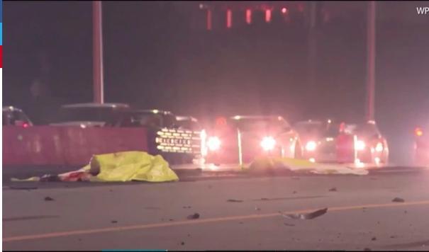 Lugar de accidente | Captura TV