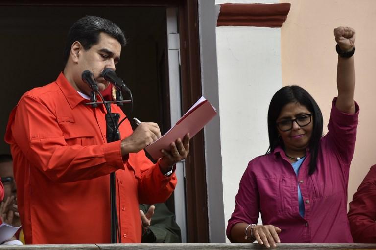 Luis Robayo/ AFP