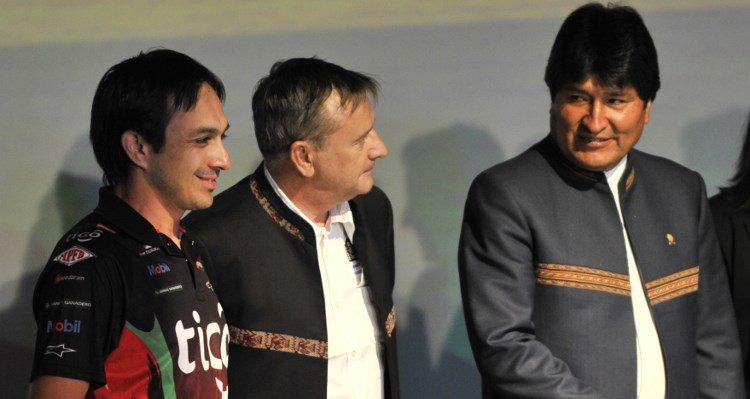 La crítica de Evo Morales por exclusión de piloto boliviano del Rally Dakar 2019
