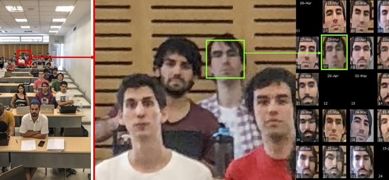 Sistema de reconocimiento facial   Pontificia Universidad Católica