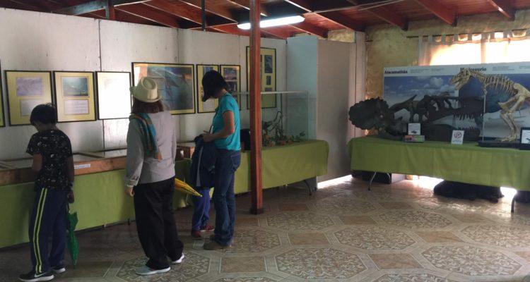 Museo de Historia Natural y Cultural del Desierto de Atacama.