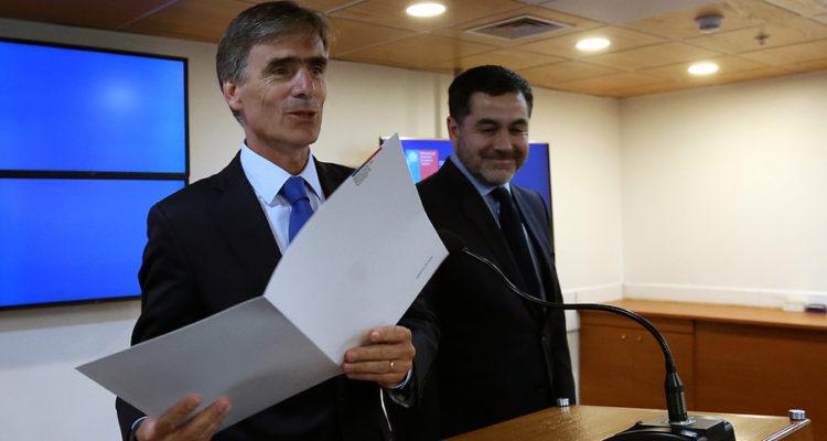 Ministro Ramón Valente | Cristobal Escobar | Agencia UNO