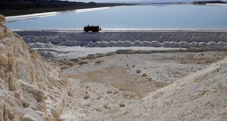 SQM lithic extraction works Salar de Atacama | Ariel Marinkovic | AgencyUNO