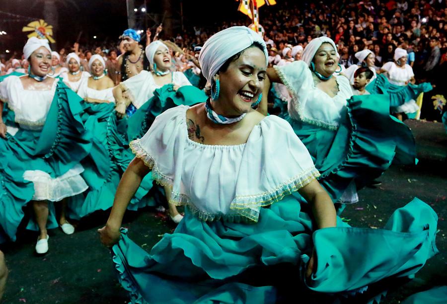 Carnaval en Arica | Agencia UNO