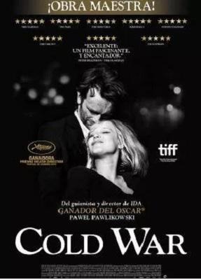 Afiche de Cold War (c)