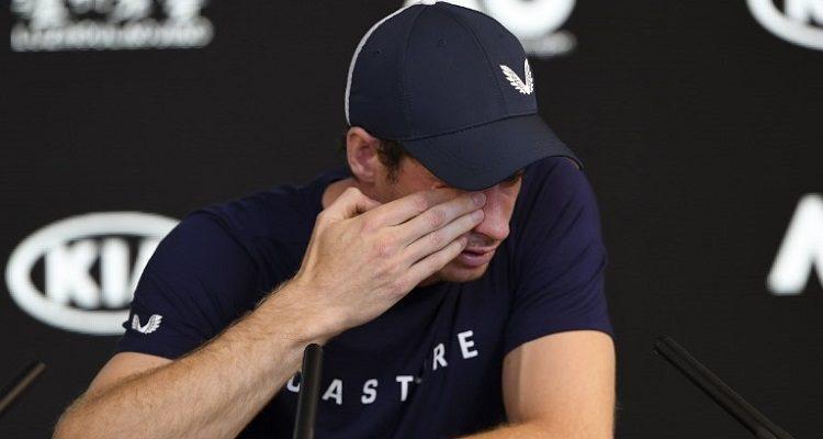 Sorpresa total: británico Andy Murray anuncia que se retirará del tenis profesional en 2019