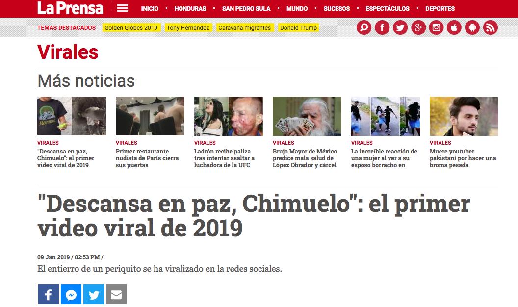 La Prensa | Honduras