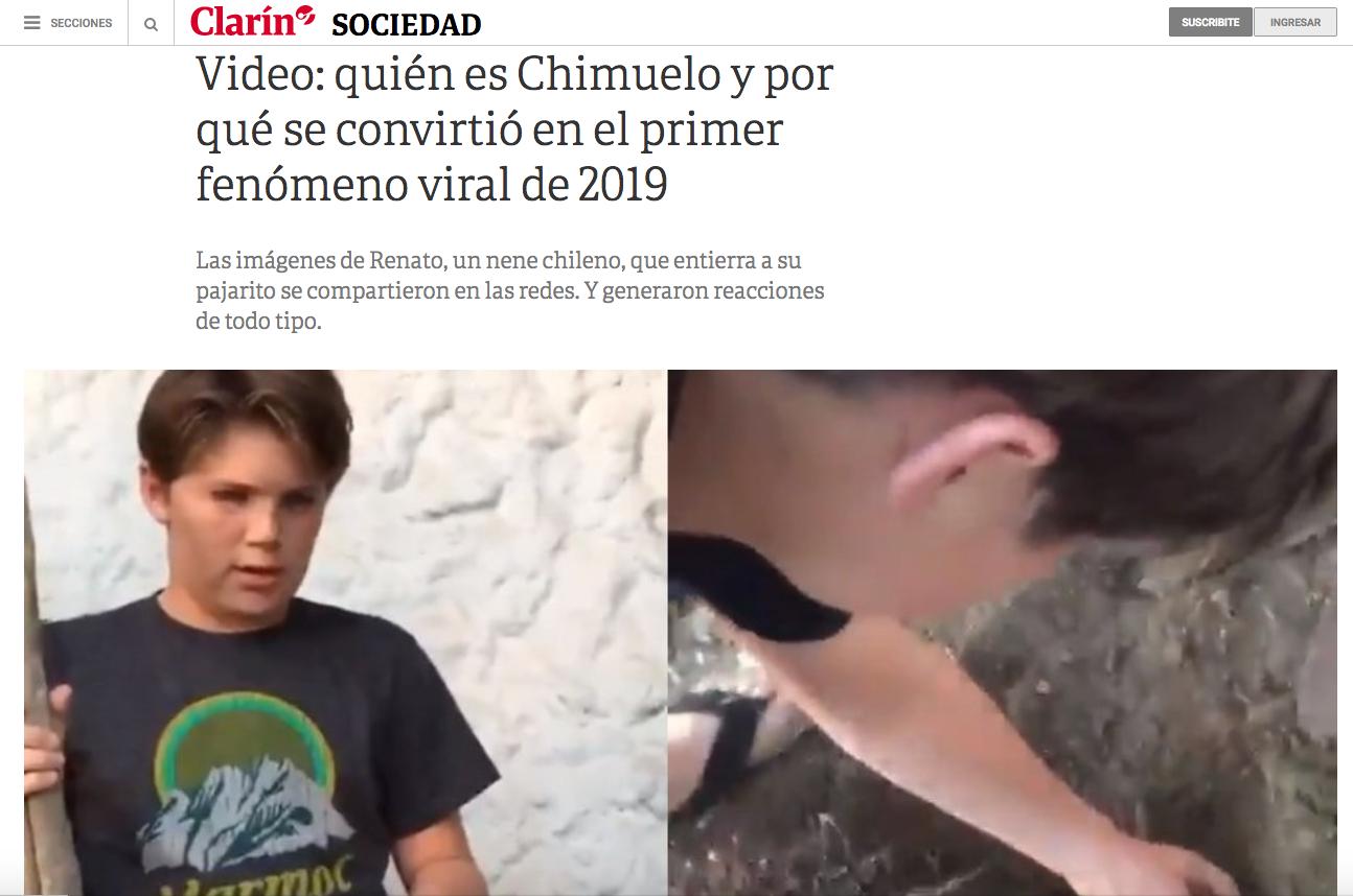 Clarín Argentina