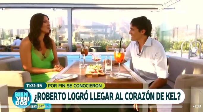 La repetida crítica a Bienvenidos por entrevista de Roberto Cox a Kel  Calderón | TV y Espectáculo | BioBioChile