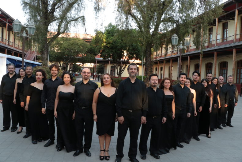 Coro Madrigalista | Marco Avilés