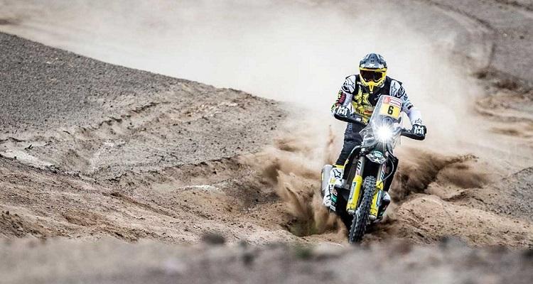 Quintanilla y López buscan tener otra jornada de éxito en la penúltima etapa del Dakar 2019