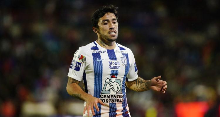Fin a la teleserie: Edson Puch será jugador de Universidad Católica