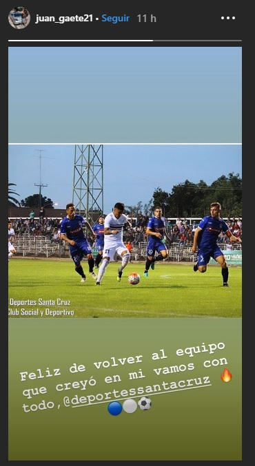 Instagram Gaete