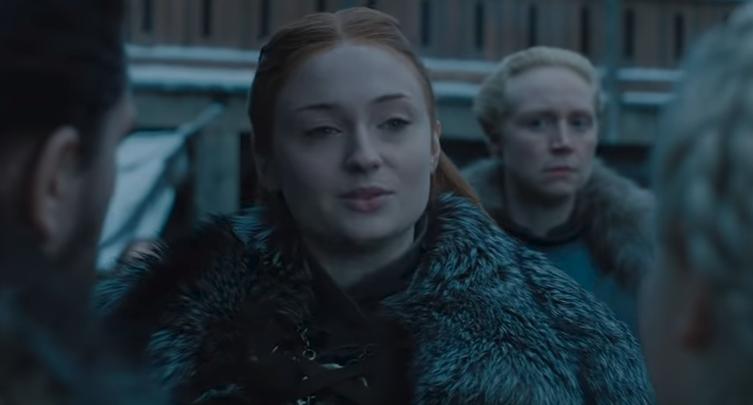 Sansa Stark | Game of Thrones 08x01