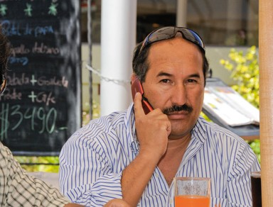Germán Faúndez   Revista NOS