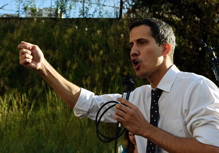 Juan Guaido   ARCHIVO   Agence France-Presse