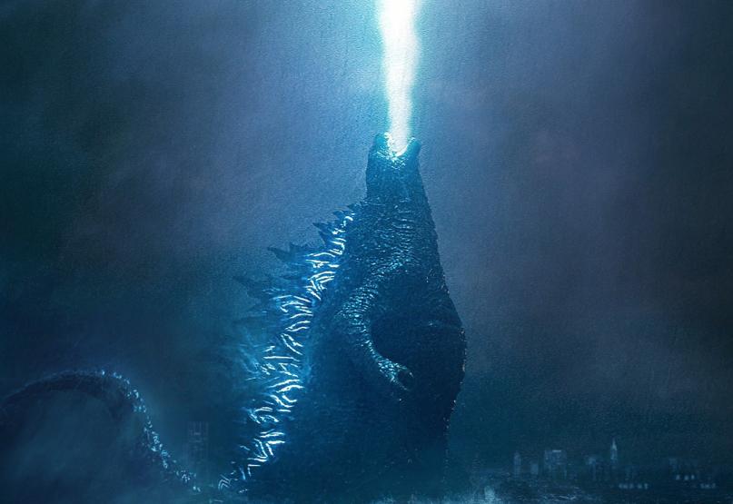 Godzilla 2: el rey de los monstruos (2019)