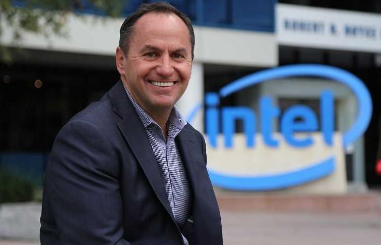 Robert Swan, el nuevo CEO de Intel
