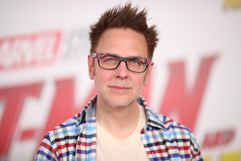 James Gunn | Christopher Polk | Getty Images | AFP