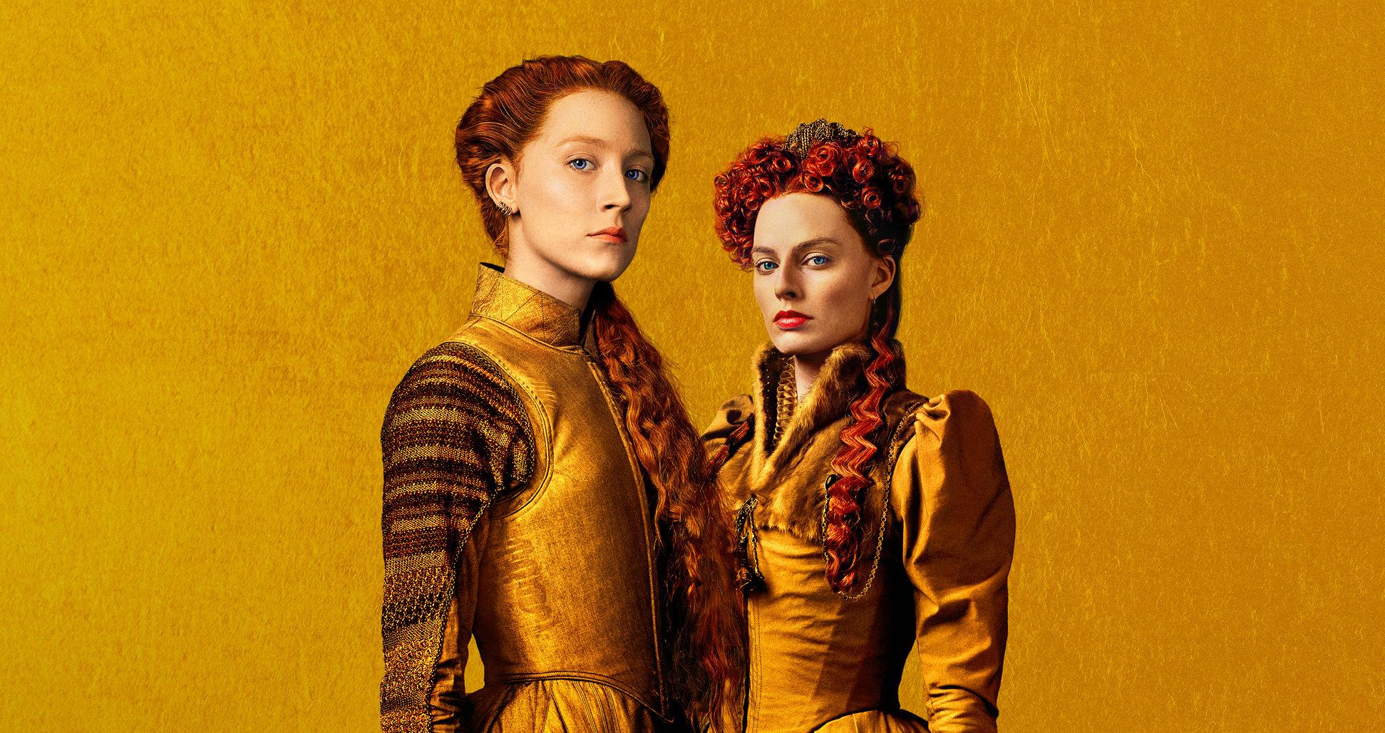 Las dos reinas (2019)