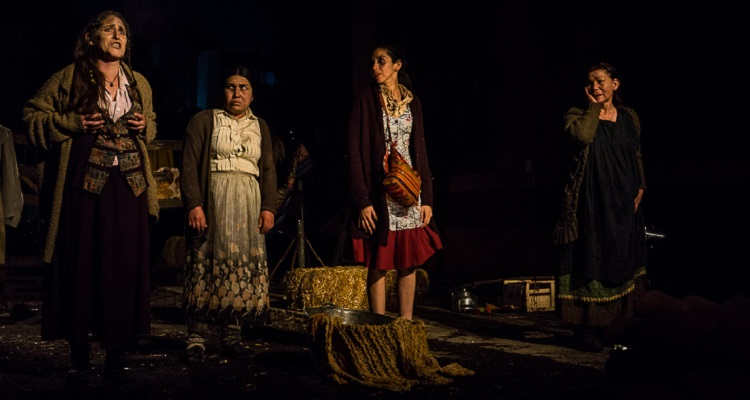 Gran Circo Teatro, foto de Felipe Vial Pacheco.