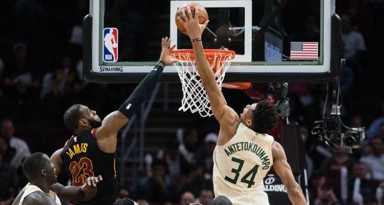Juego de las estrellas de la NBA: LeBron James y Giannis Antetokounmpo lideran las votaciones