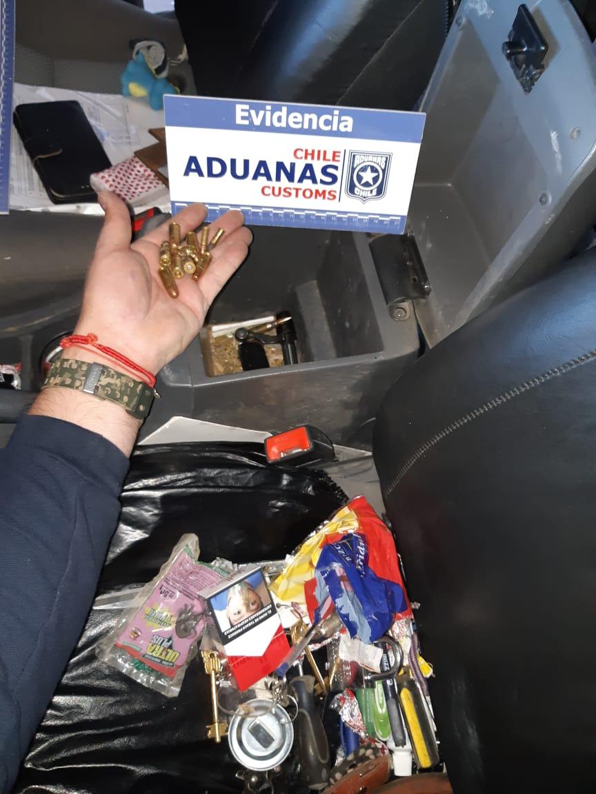 Cedida | Aduana