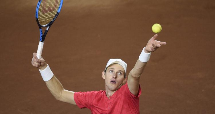 Nicolás Jarry debuta durante esta madrugada en el ATP 250 de Sydney