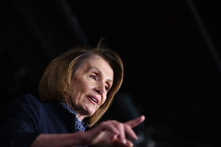 Nancy Pelosi   Agence France-Presse