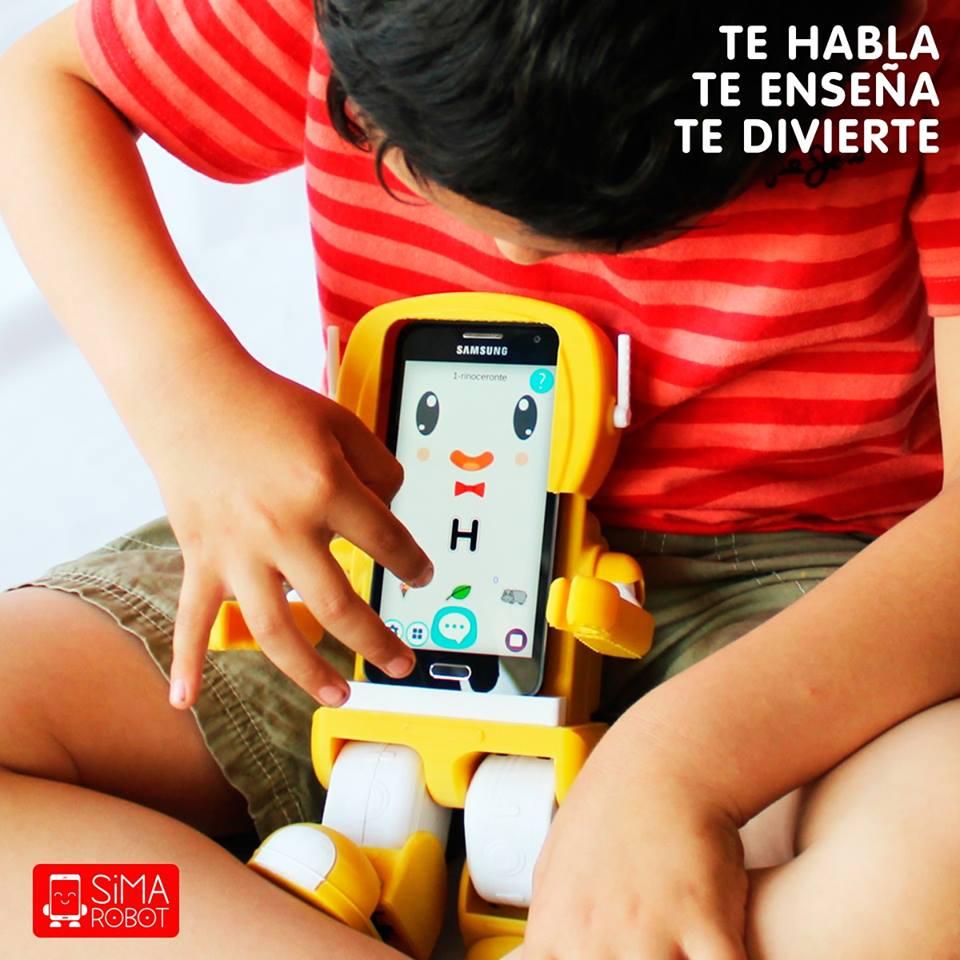 SIMA Robot   Facebook