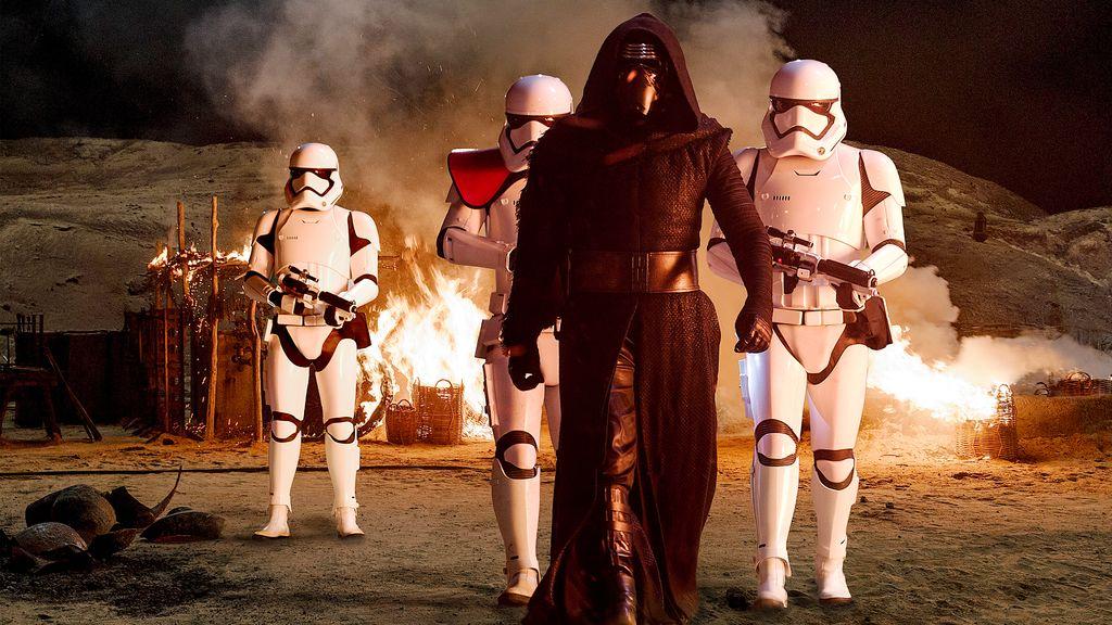 Star Wars - Episodio VII: El despertar de la Fuerza