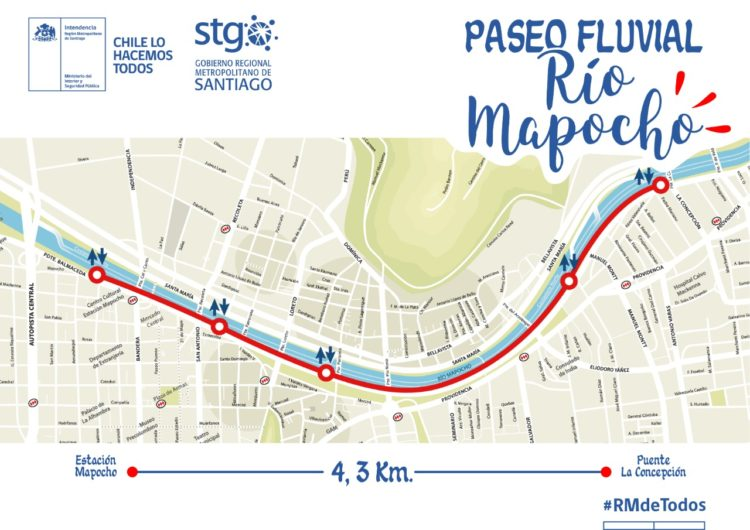 Río Mapocho