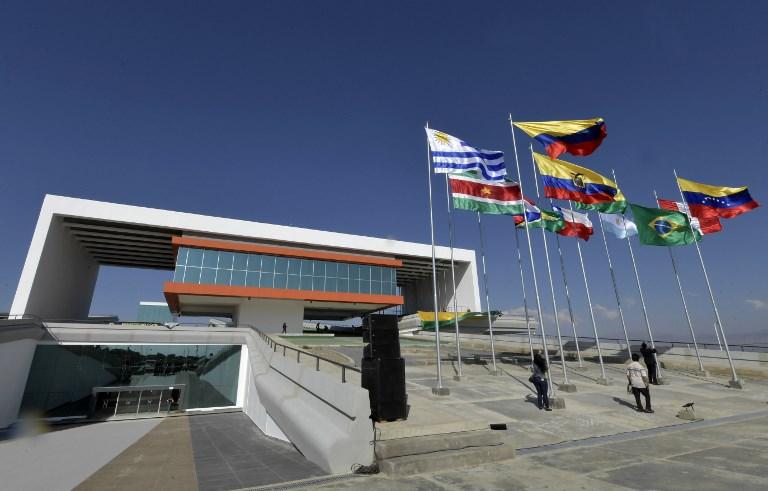 Presidencia de Bolivia | Agence France-Presse