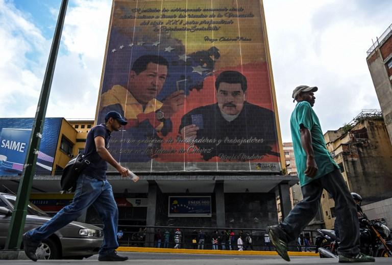Aviación Militar de Venezuela tildó de traidor a general que reconoció Guaidó