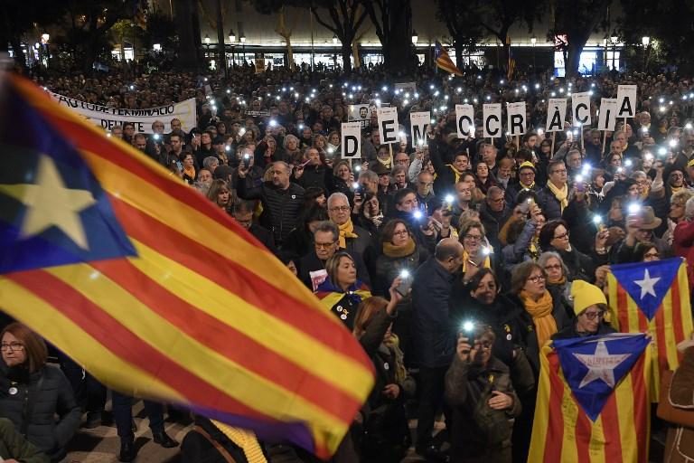 Luis Gene / AFP
