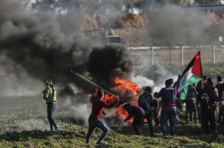 Mahmud Hams/ Agencia France-Presse
