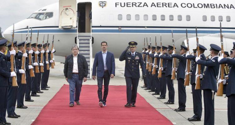 Efraín Herrera | Presidencia de Colombia | Agence France-Presse