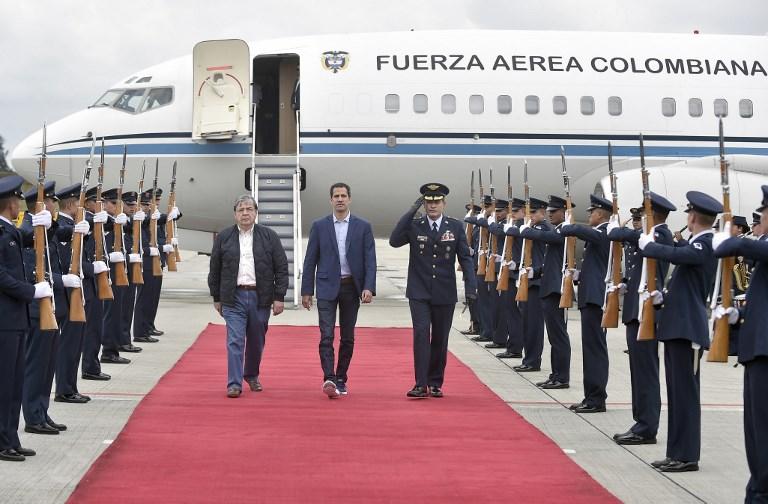 AFP /Presidencia de Colombia